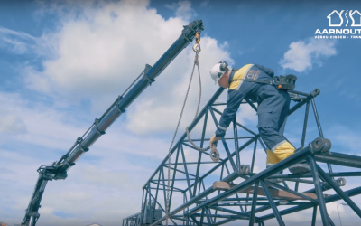 Nieuwe bedrijfsvideo over Aarnoutse Transport