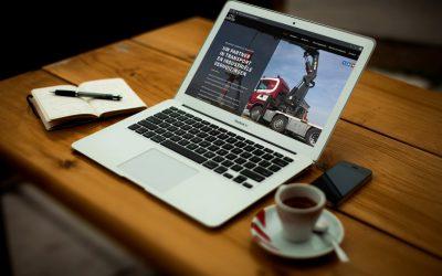 Nieuwe website voor Aarnoutse Transport en Verhuizingen
