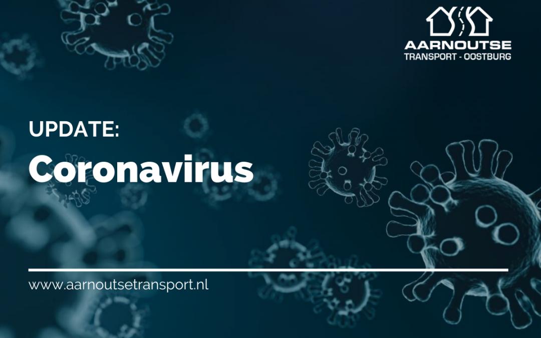 Update: Coronavirus